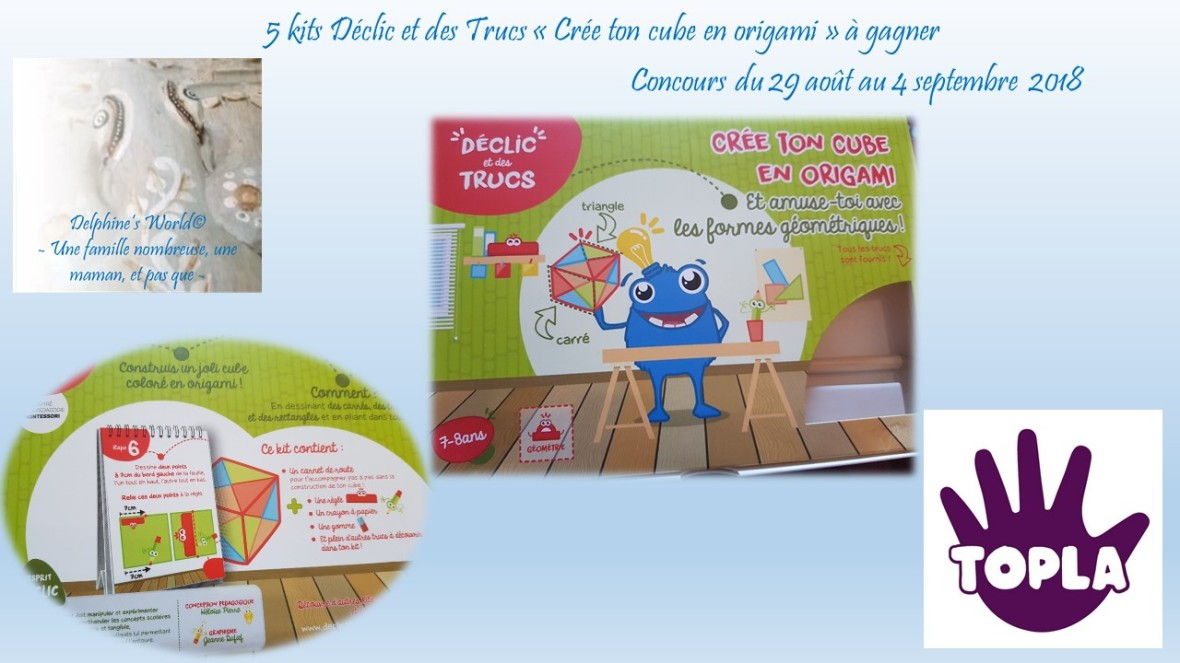 Topla - Concours 1
