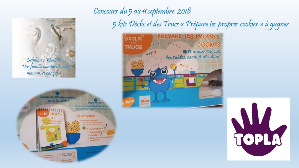 Topla - Concours 2